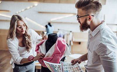 Formation CAP métiers de la mode – vêtement flou