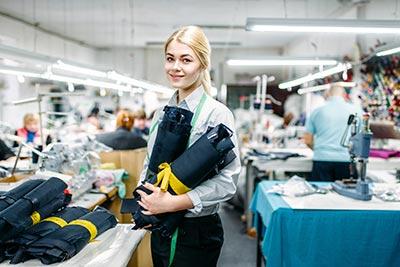 Formation Designer textile