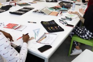 Atelier croquis et dessin de mode au Lab Skill and You