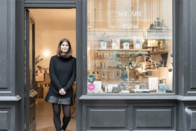 Interview de Céline Mangiardi, fondatrice de We Are Paris