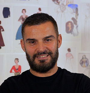 David-Vincent Camuglio, formateur mode et design textile