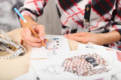 reconversion mode en ligne école fashion skills - école mode à distance - cap mmvf à distance